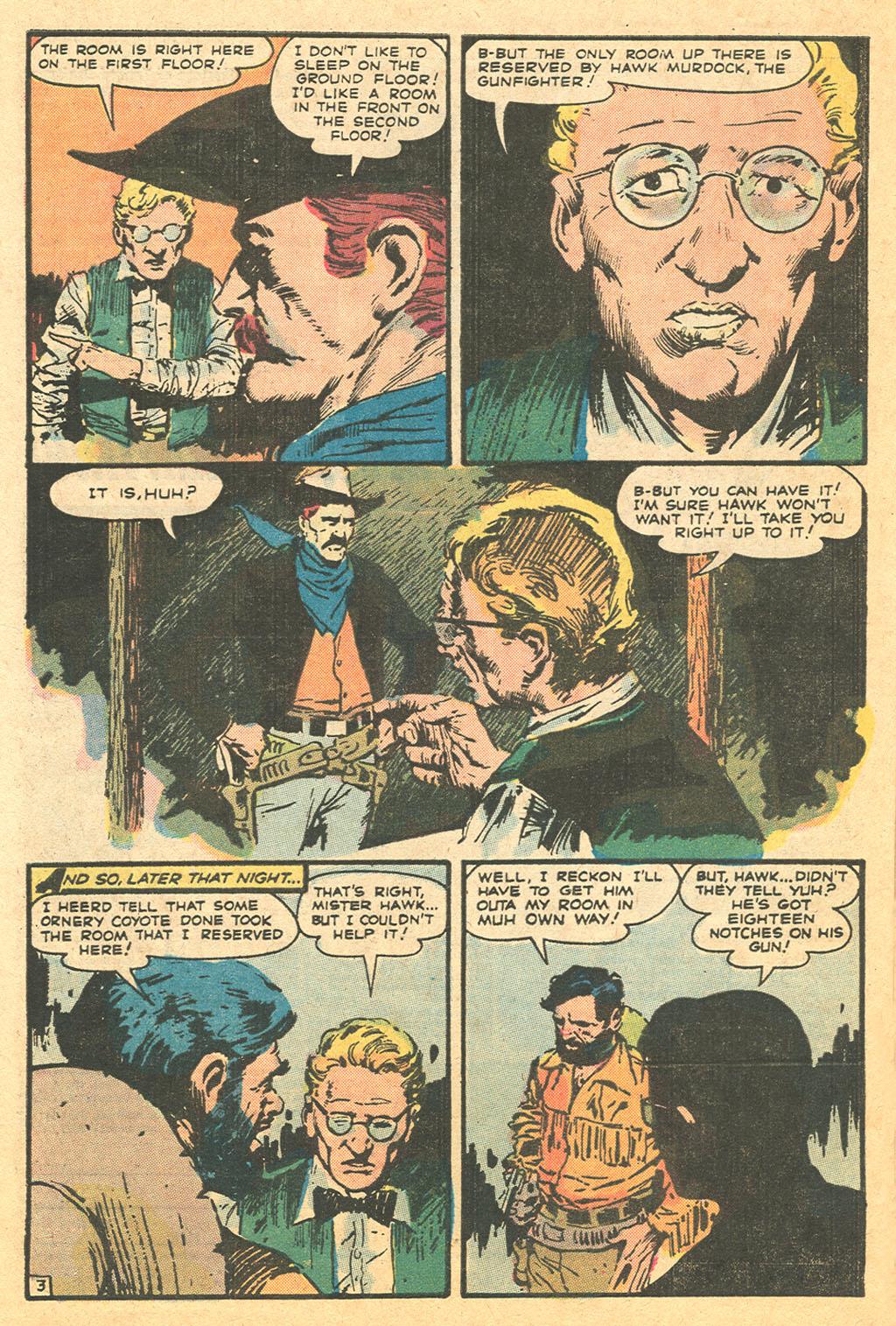 Read online Two-Gun Kid comic -  Issue #110 - 32