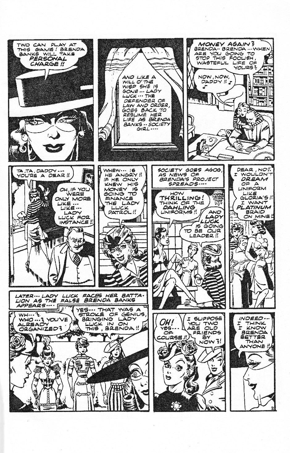 Read online Men of Mystery Comics comic -  Issue #53 - 47