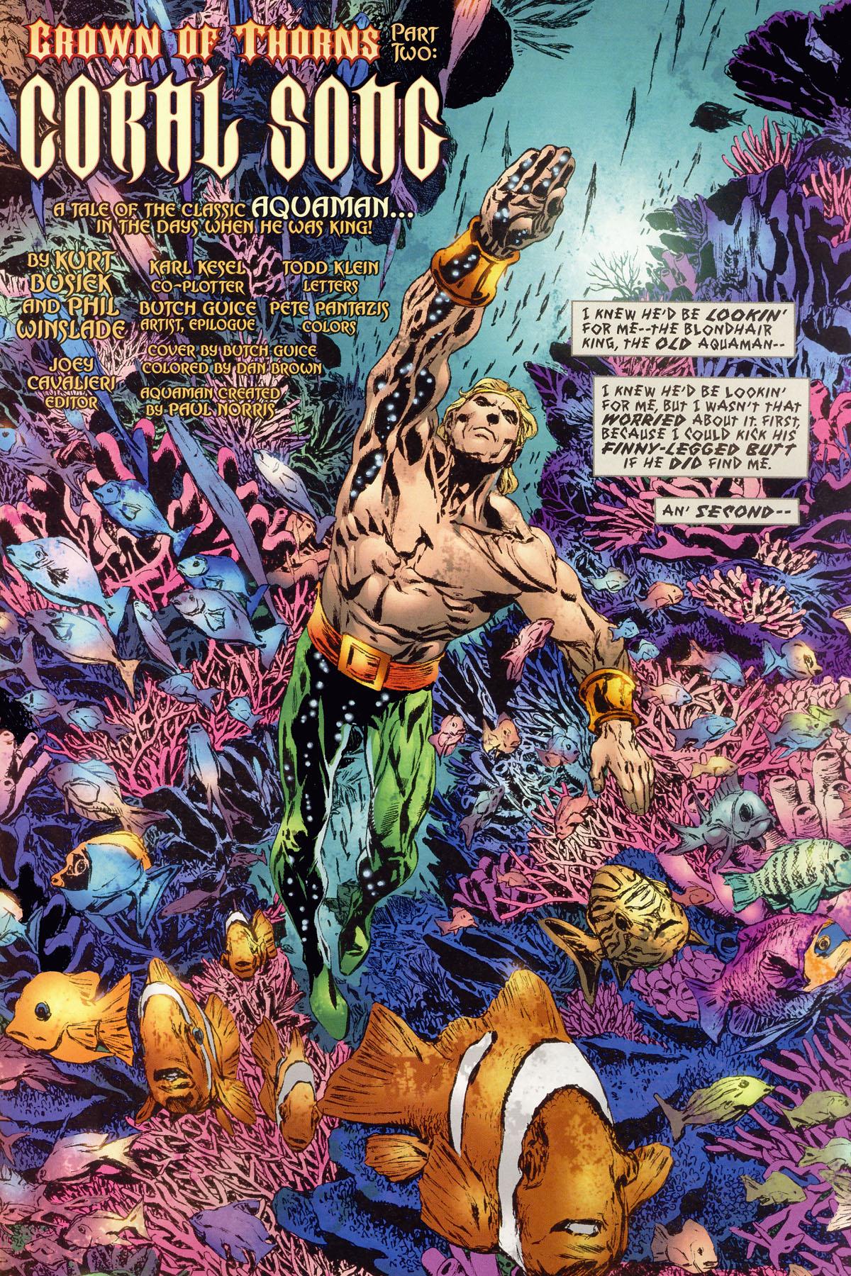 Read online Aquaman: Sword of Atlantis comic -  Issue #47 - 2