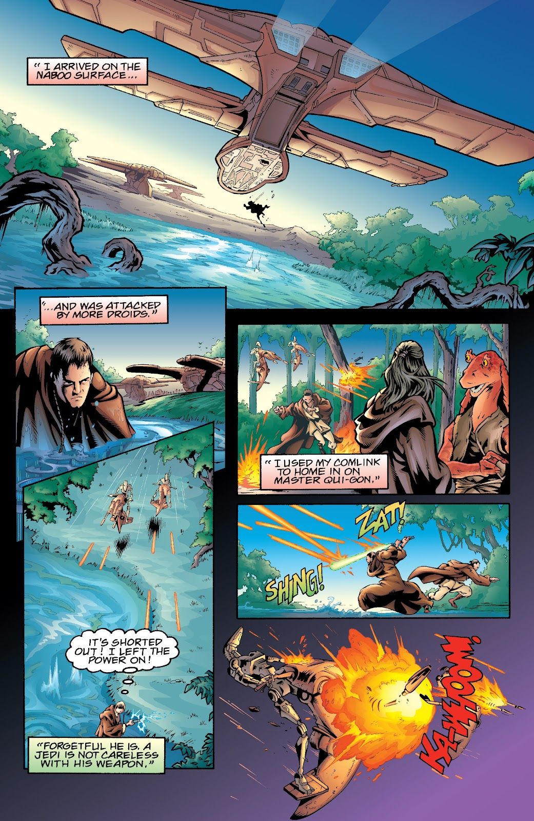Read online Star Wars Legends: Rise of the Sith - Epic Collection comic -  Issue # TPB 2 (Part 5) - 29