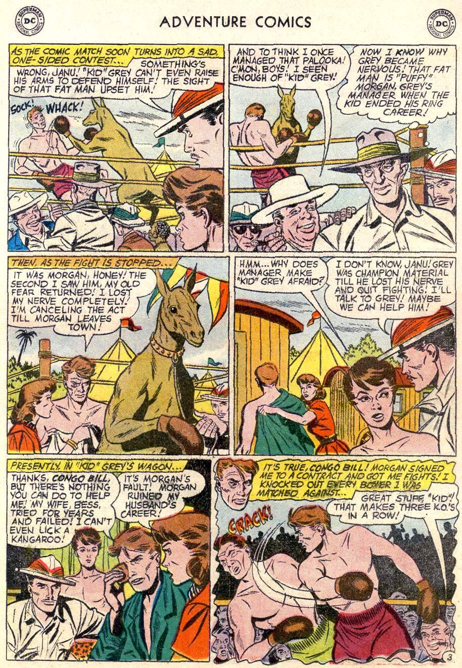 Read online Adventure Comics (1938) comic -  Issue #275 - 20