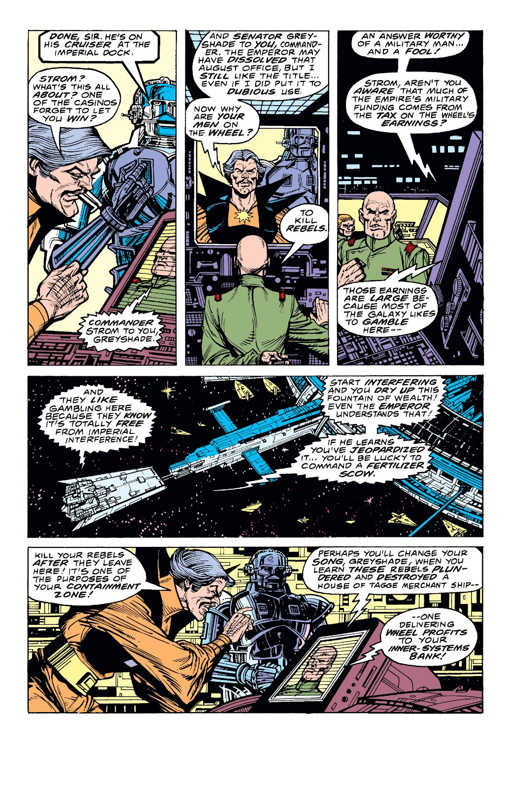 Read online Star Wars Legends: The Original Marvel Years - Epic Collection comic -  Issue # TPB 1 (Part 4) - 30