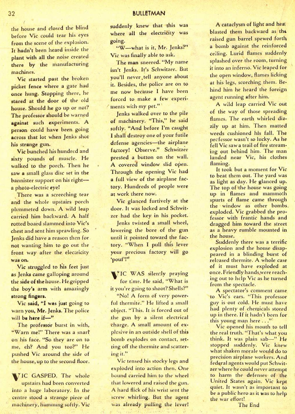 Bulletman issue 12 - Page 31