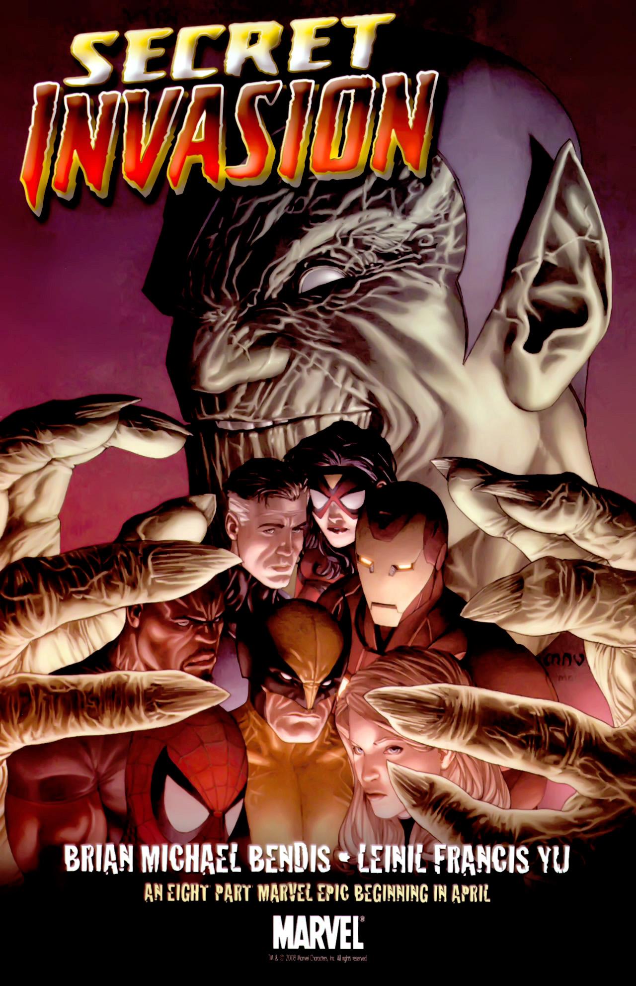 Read online Secret Invasion: Fantastic Four comic -  Issue #1 - 25