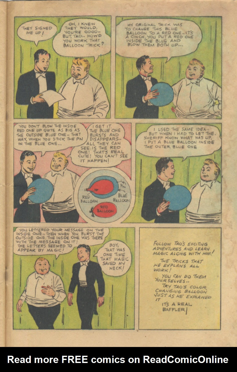Super-Magician Comics issue 53 - Page 49