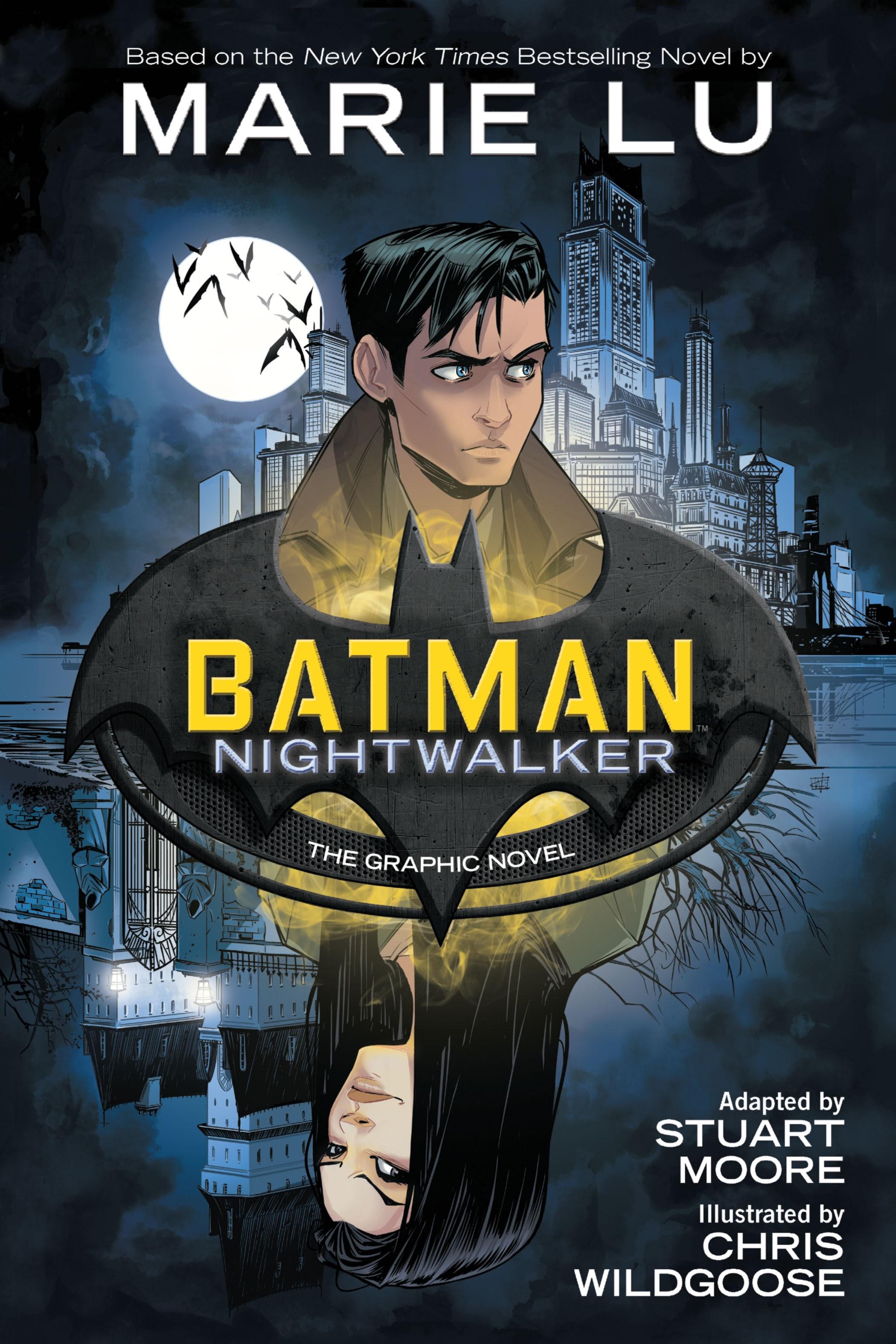 Batman: Nightwalker: The Graphic Novel TPB_(Part_1) Page 1