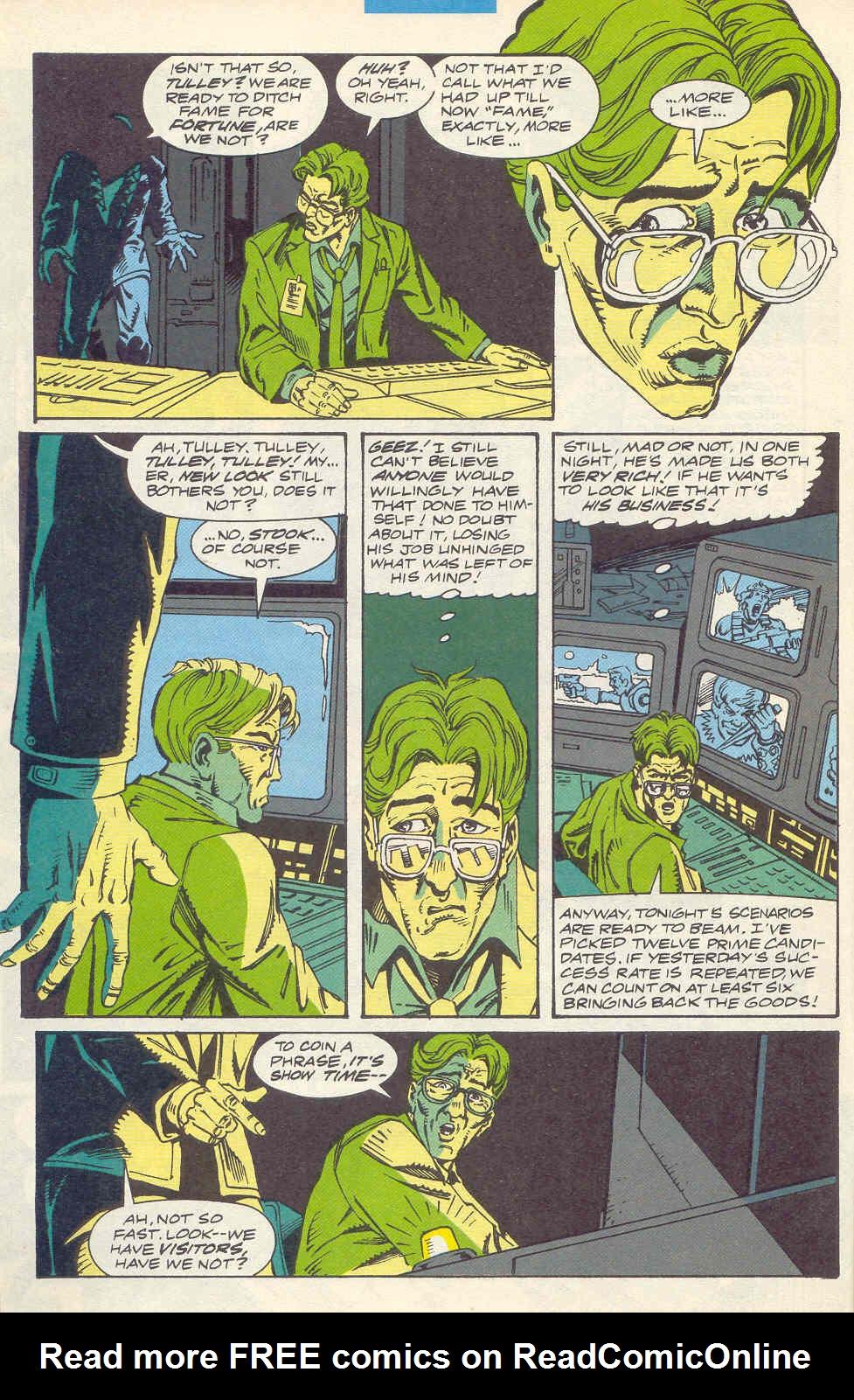 Read online Robocop (1990) comic -  Issue #16 - 11