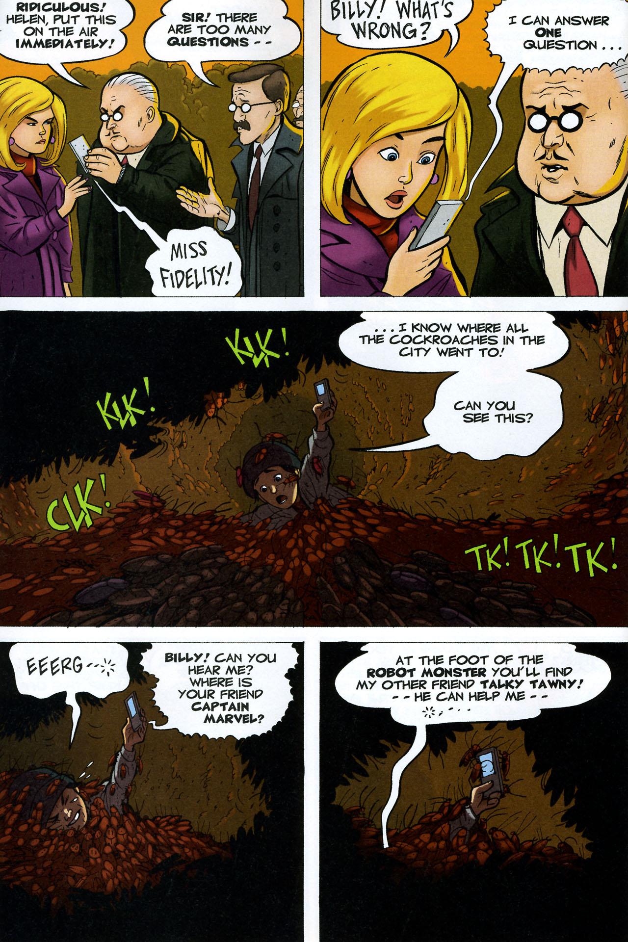 Read online Shazam!: The Monster Society of Evil comic -  Issue #4 - 14
