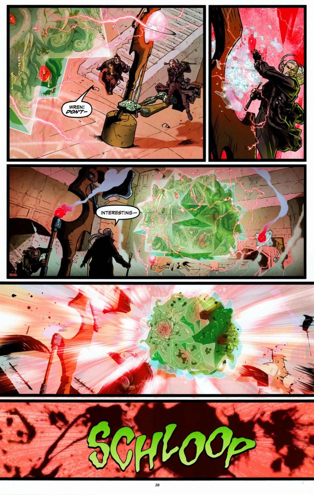 Read online Infestation 2: Dungeons & Dragons comic -  Issue #1 - 23