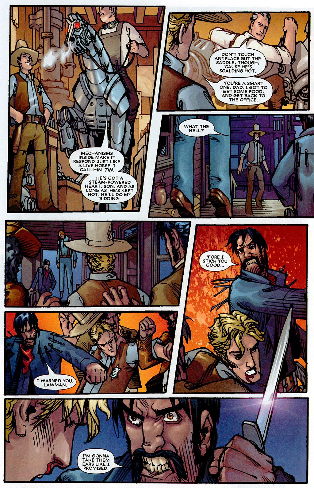 Read online Amazing Fantasy (2004) comic -  Issue #20 - 28
