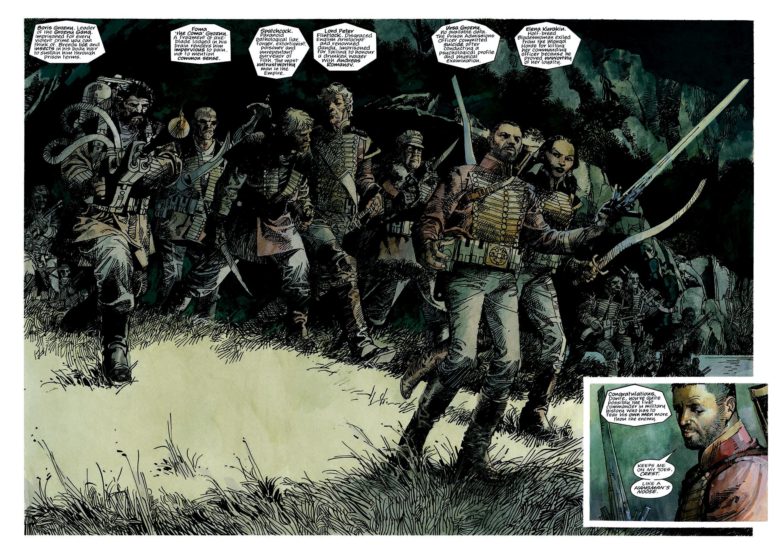 Read online Nikolai Dante comic -  Issue # TPB 4 - 26