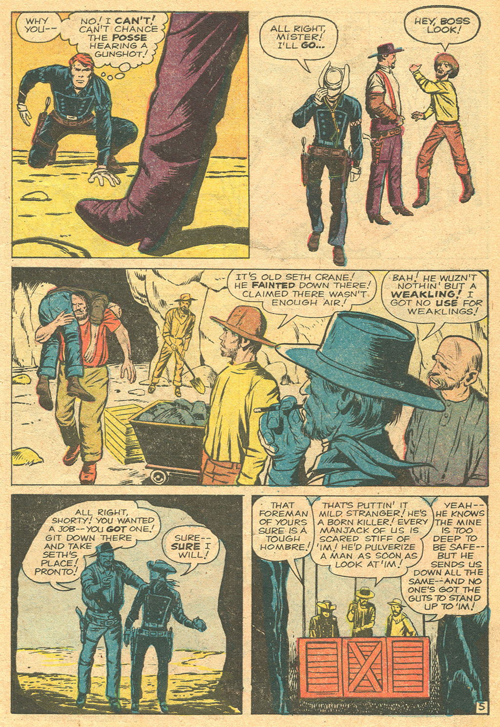 The Rawhide Kid (1955) issue 22 - Page 7