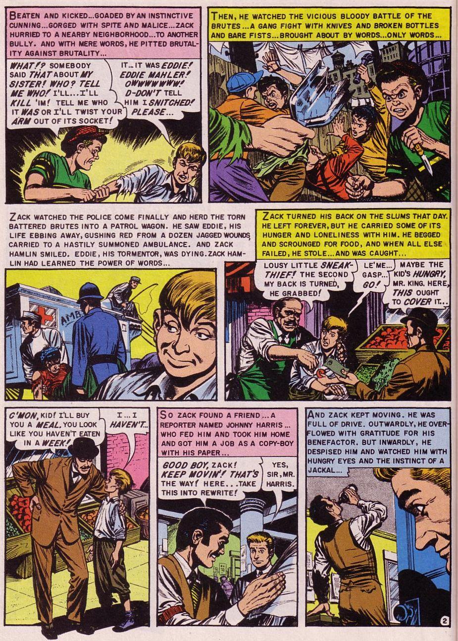 Read online Shock SuspenStories comic -  Issue #16 - 24