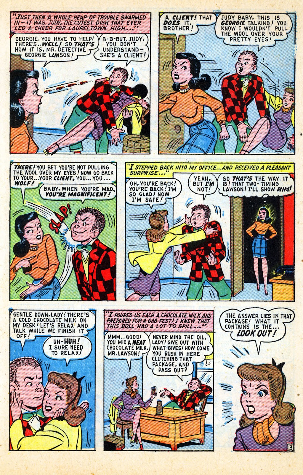 Georgie Comics (1945) issue 17 - Page 5