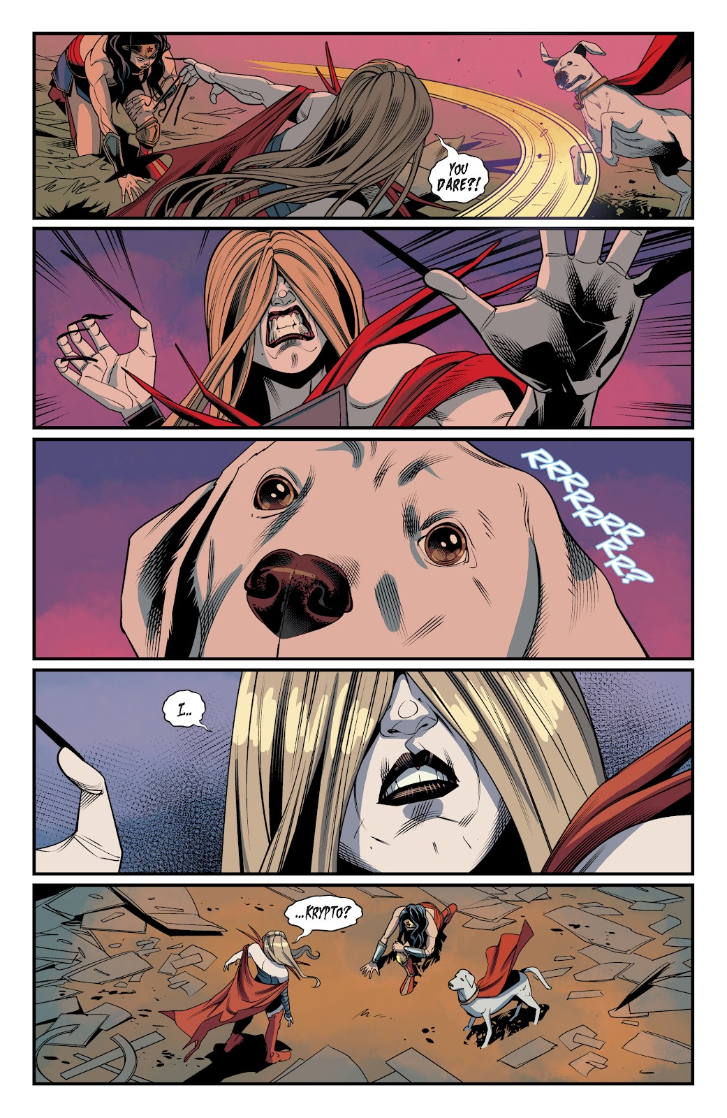 Read online Supergirl (2016) comic -  Issue #40 - 13