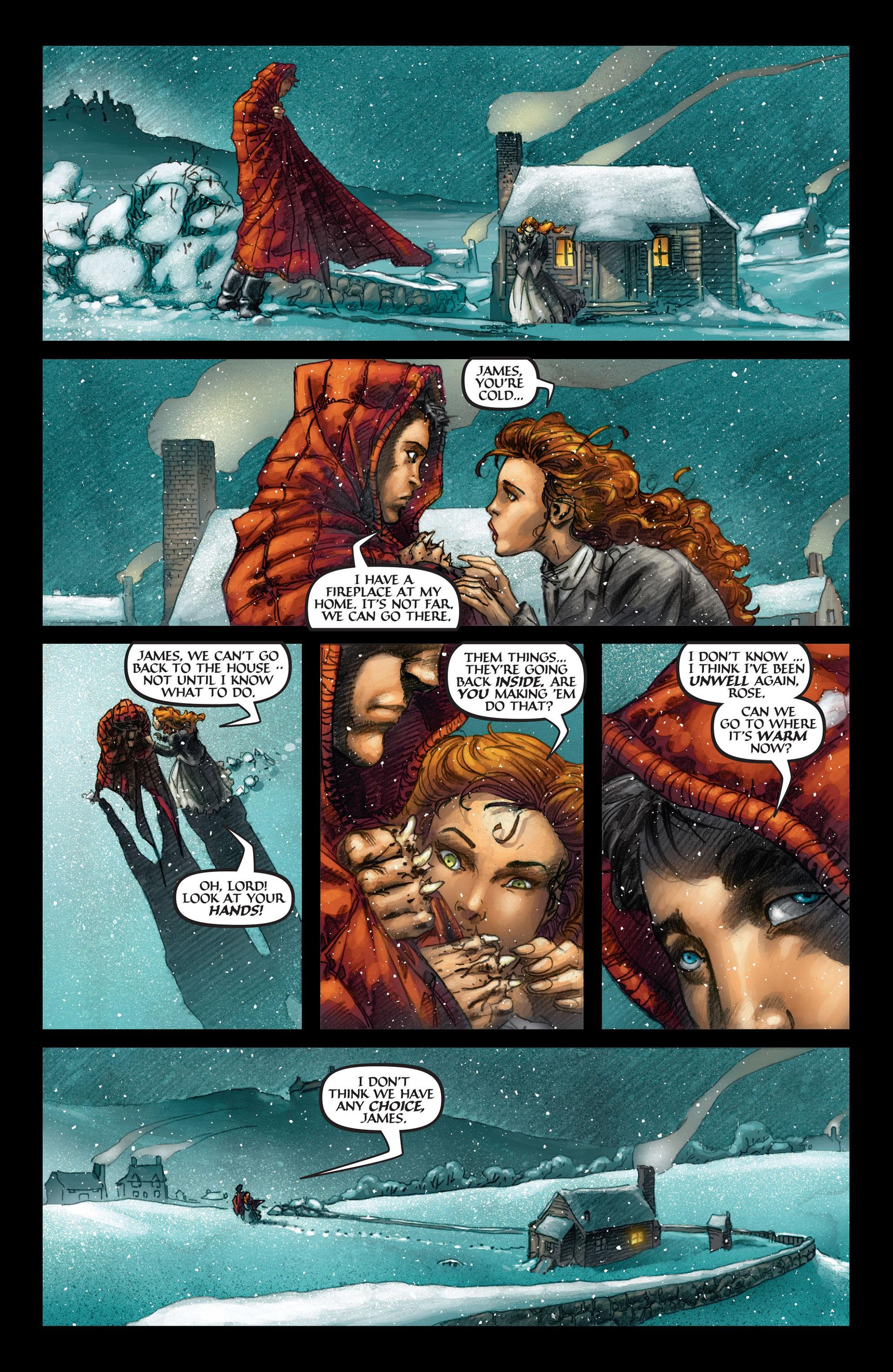 Read online Wolverine: The Origin comic -  Issue #3 - 16