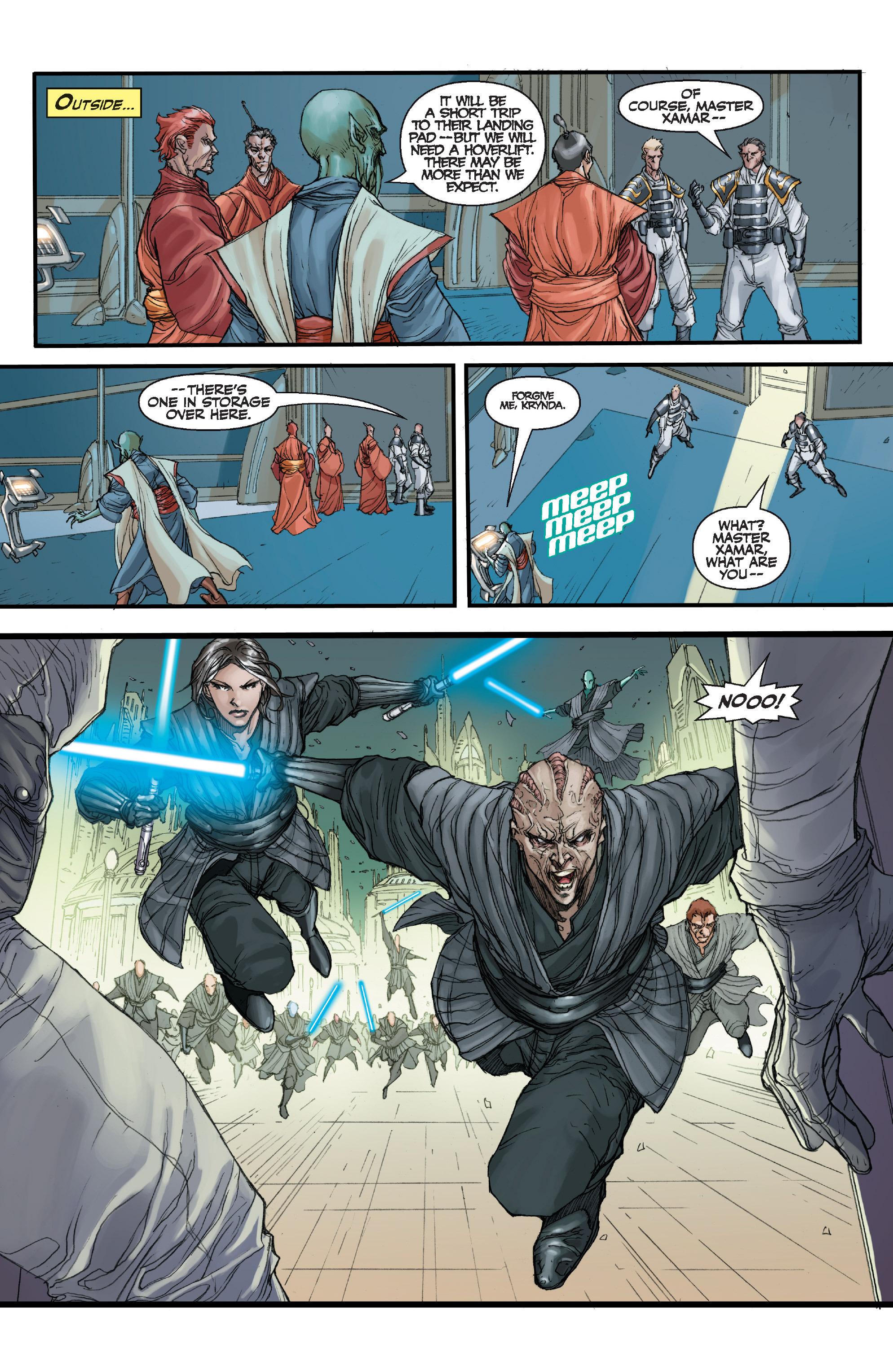 Read online Star Wars Omnibus comic -  Issue # Vol. 32 - 316