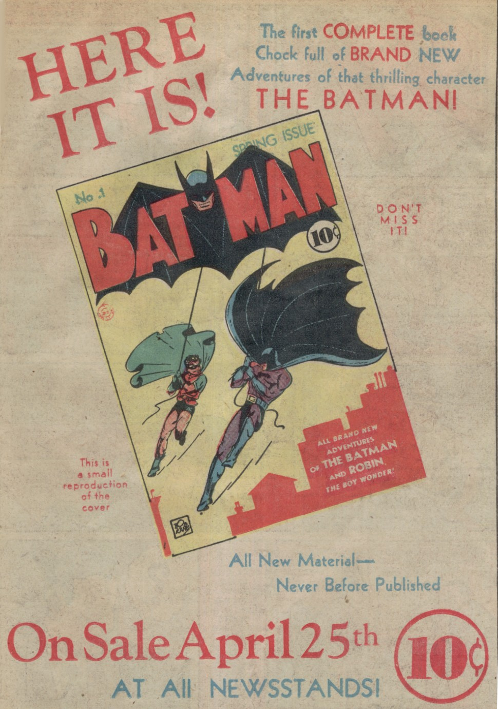 Read online Detective Comics (1937) comic -  Issue #39 - 16