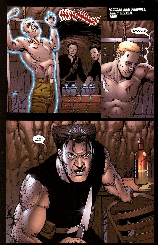 Read online Wolverine: Origins comic -  Issue #2 - 7