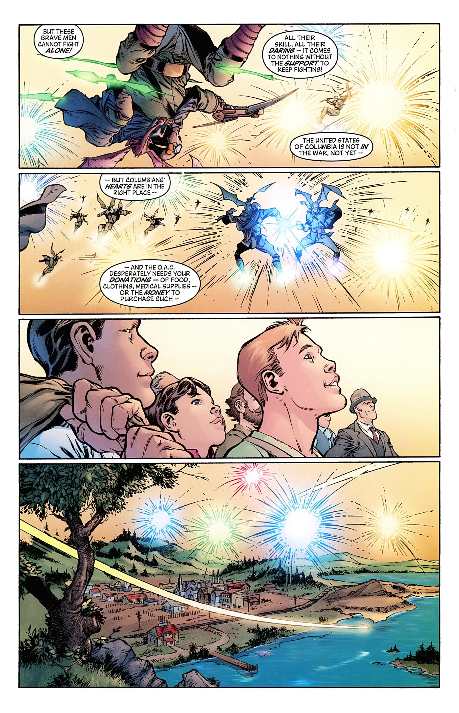 Read online Arrowsmith comic -  Issue #1 - 8