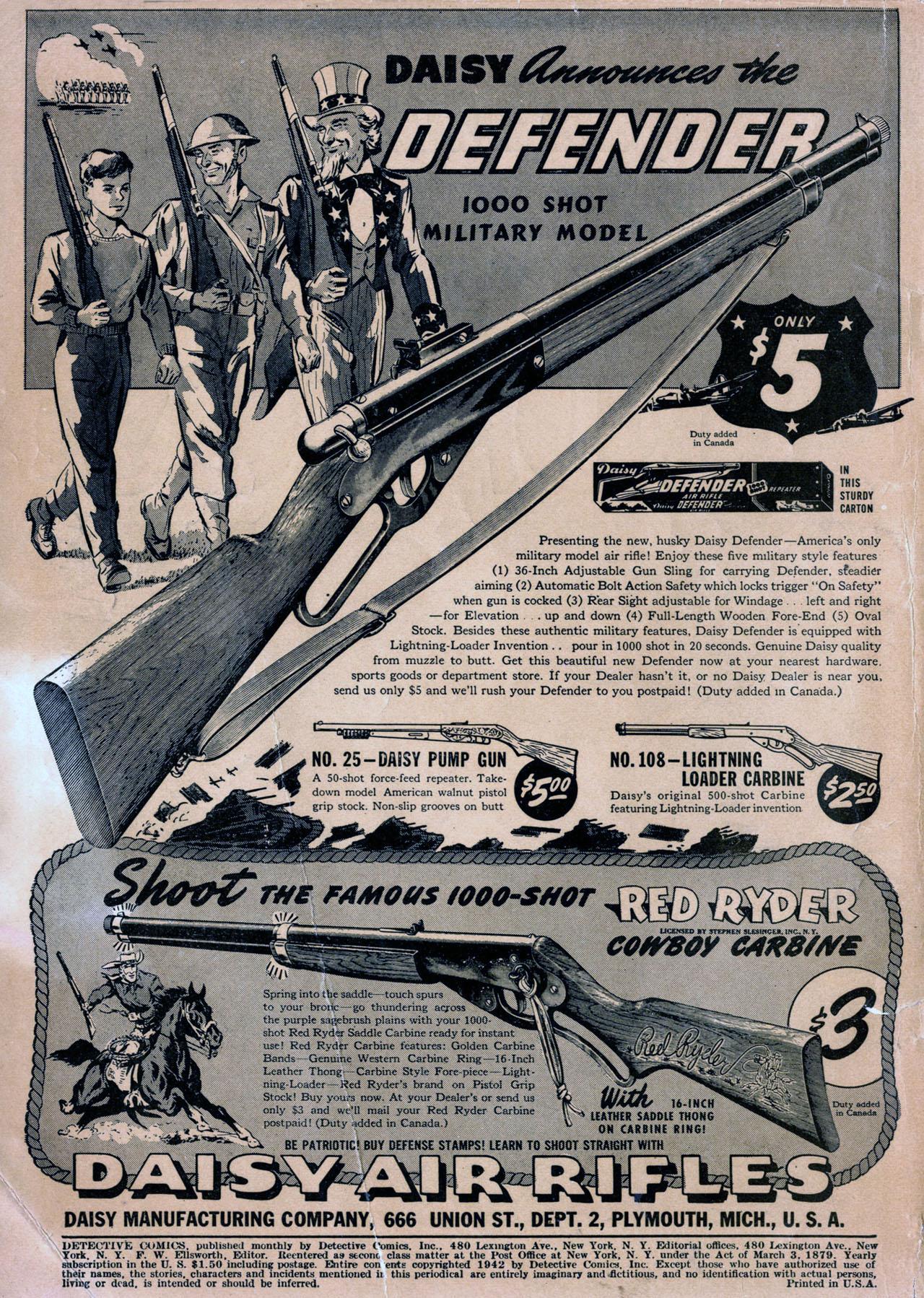 Detective Comics (1937) 64 Page 1