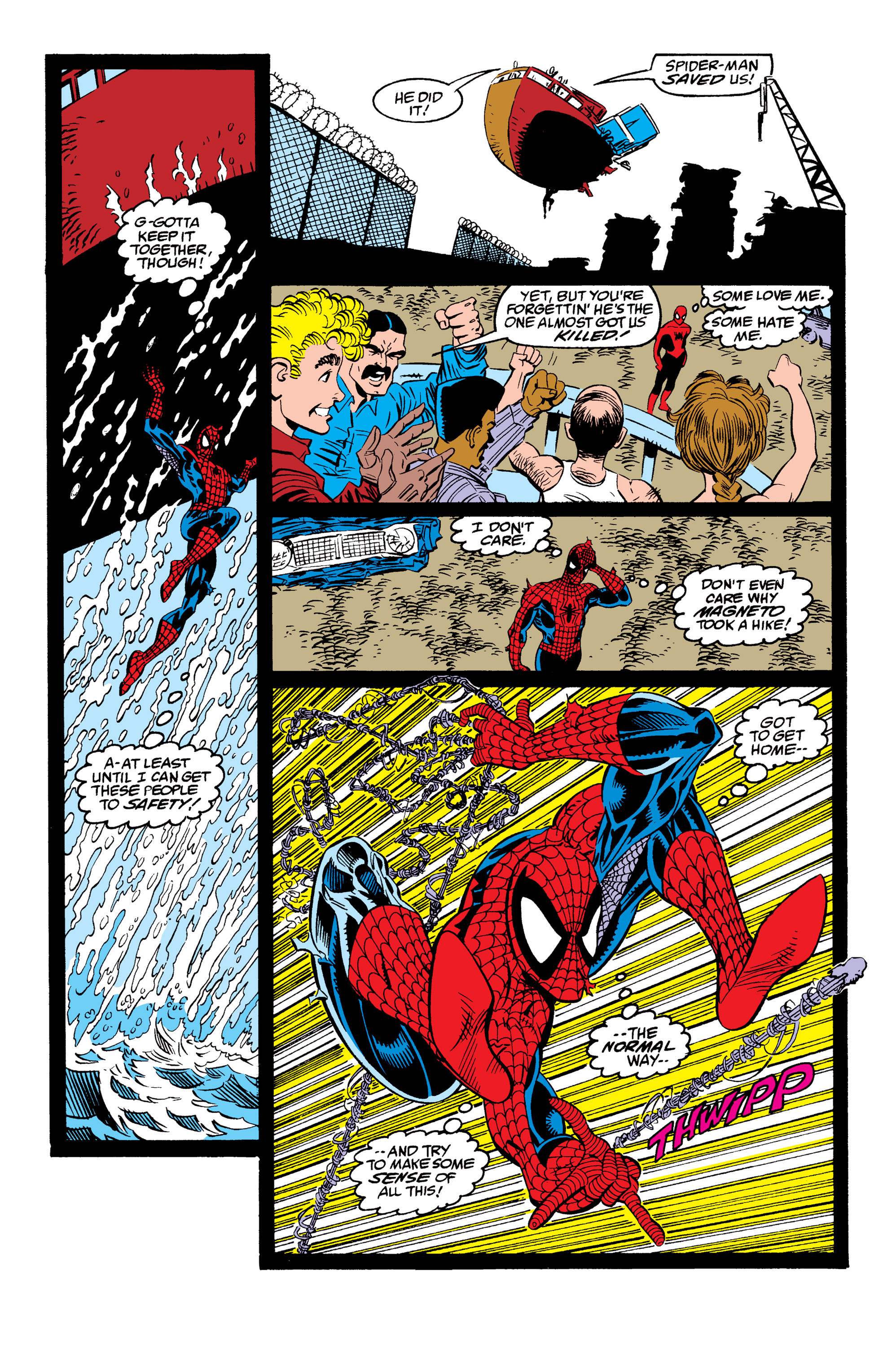 The Amazing Spider-Man (1963) 327 Page 21