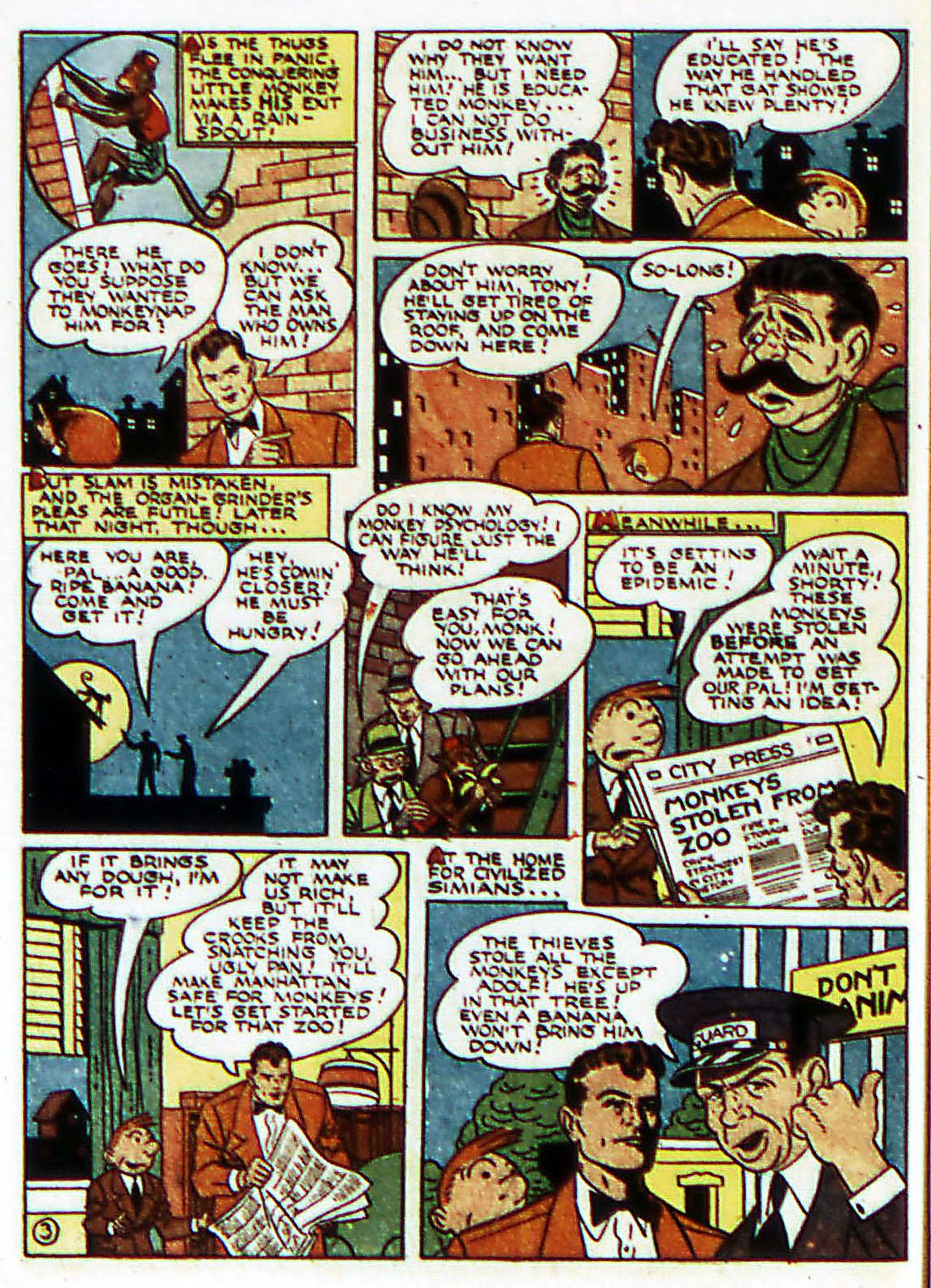 Read online Detective Comics (1937) comic -  Issue #72 - 61