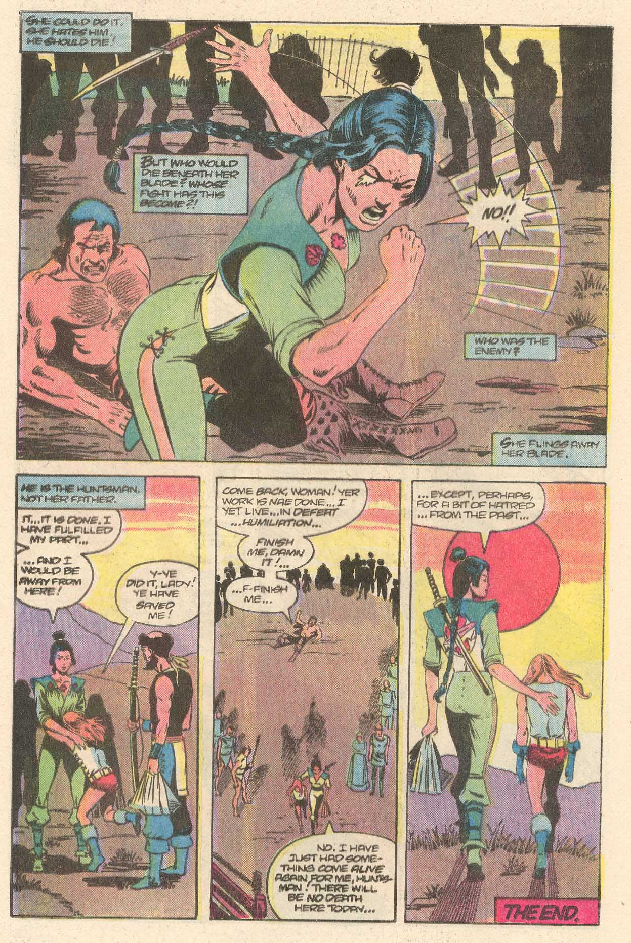 Read online Arion, Lord of Atlantis comic -  Issue #28 - 24