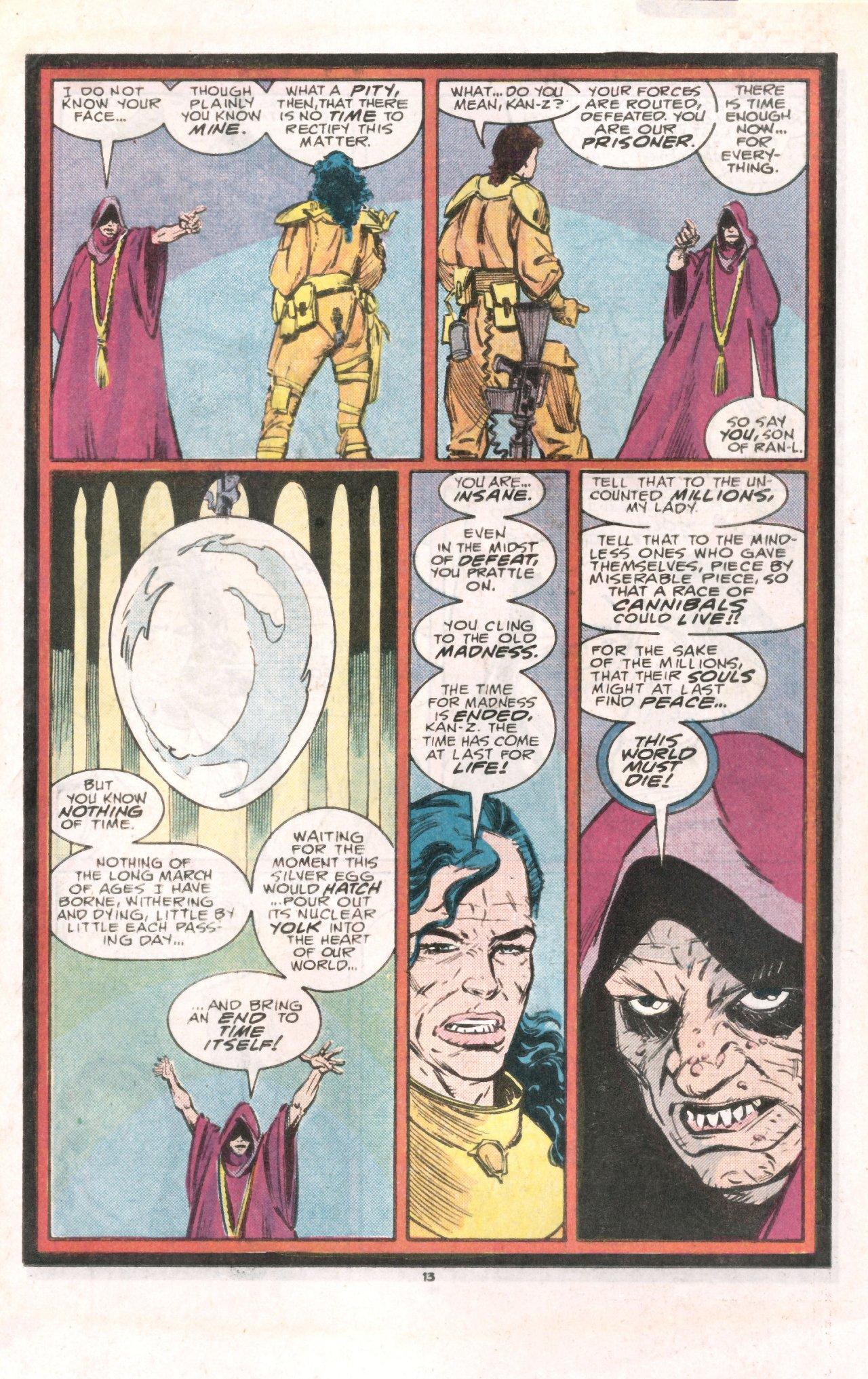 Read online World of Krypton comic -  Issue #3 - 21