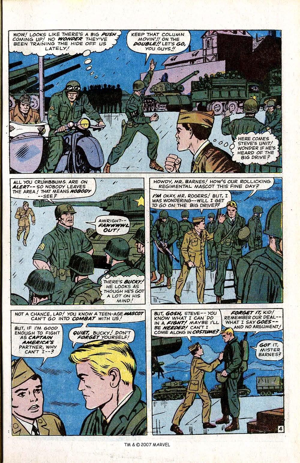 Read online Captain America (1968) comic -  Issue # _Annual 1 - 19