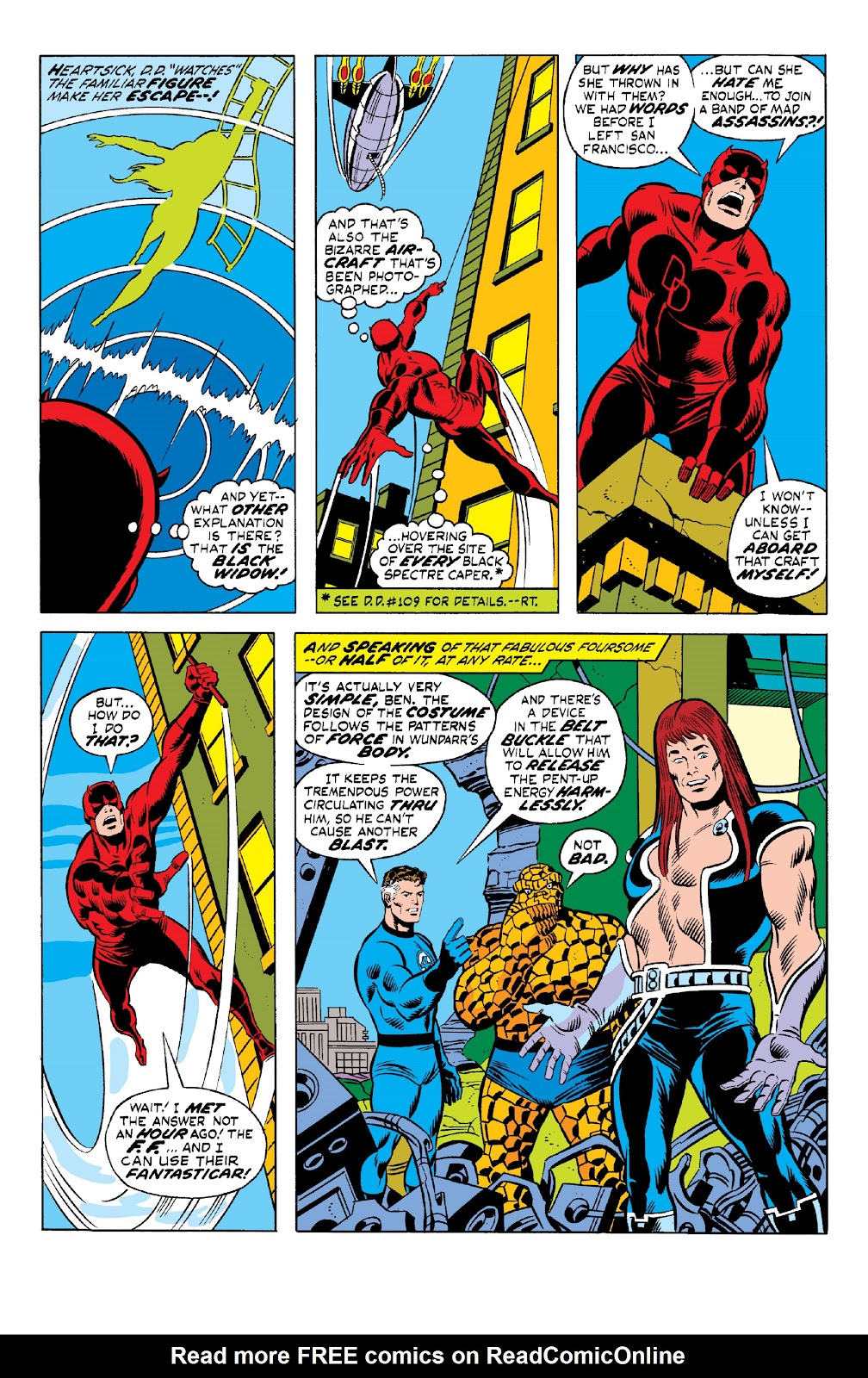 Read online Marvel Two-In-One Epic Collection: Cry Monster comic -  Issue # TPB (Part 1) - 98