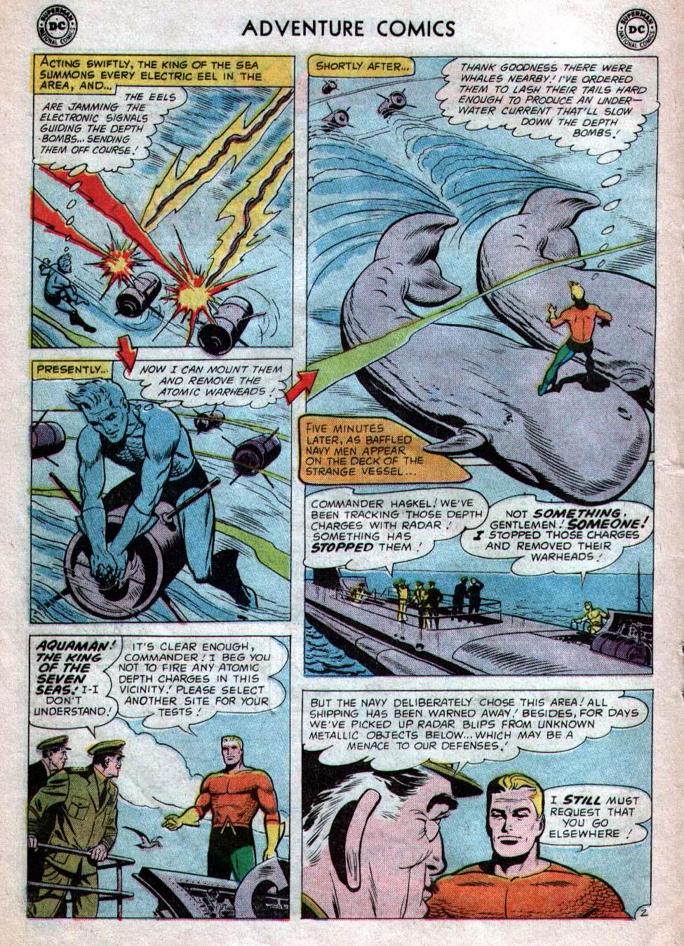 Read online Adventure Comics (1938) comic -  Issue #260 - 18