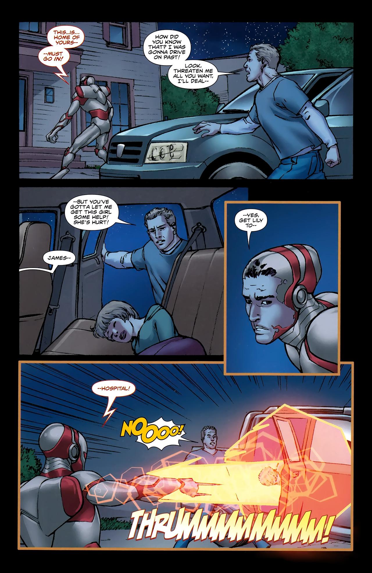 Read online Soldier Zero comic -  Issue #2 - 5