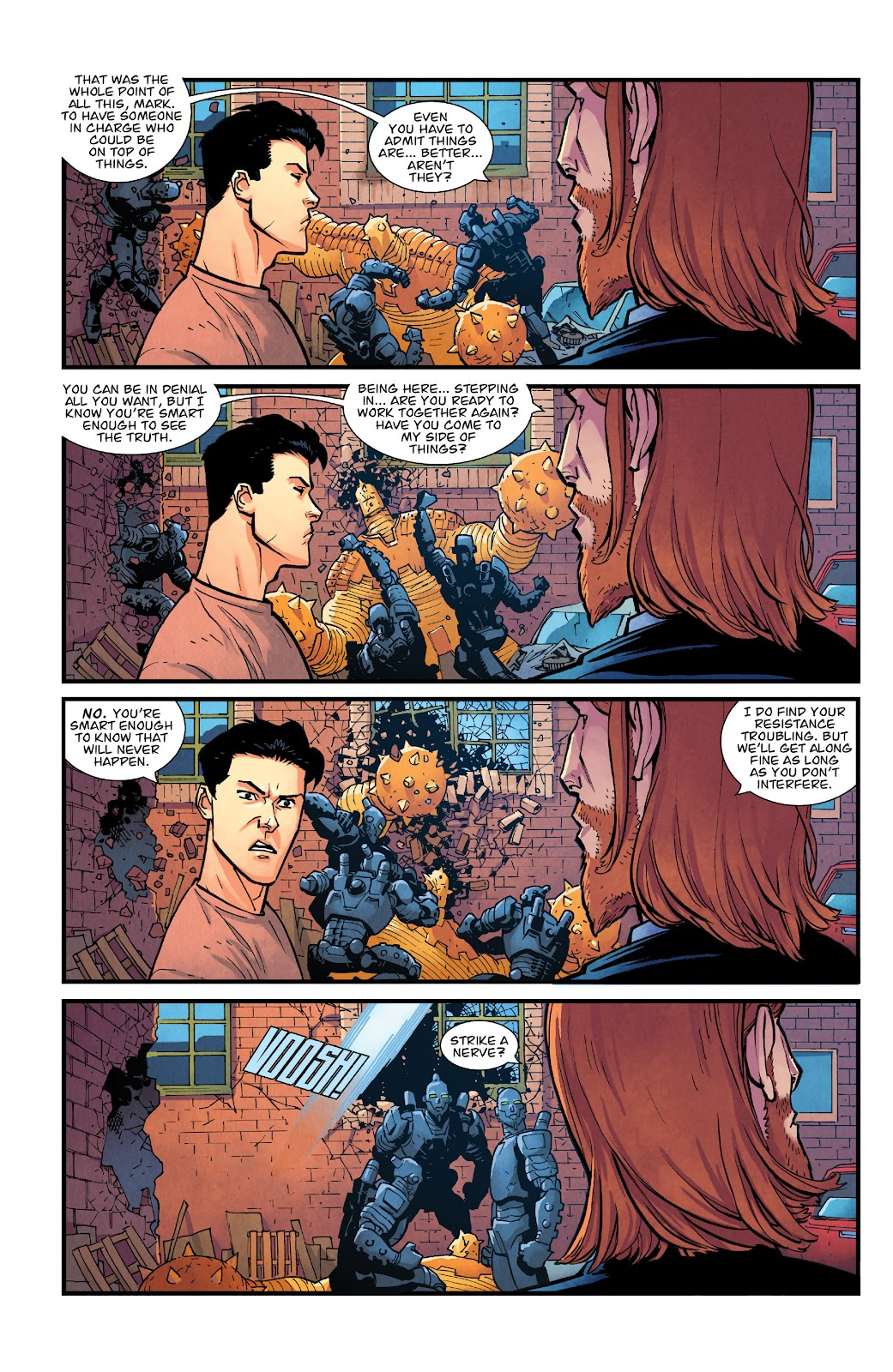 Invincible (2003) issue TPB 21 - Modern Family - Page 50