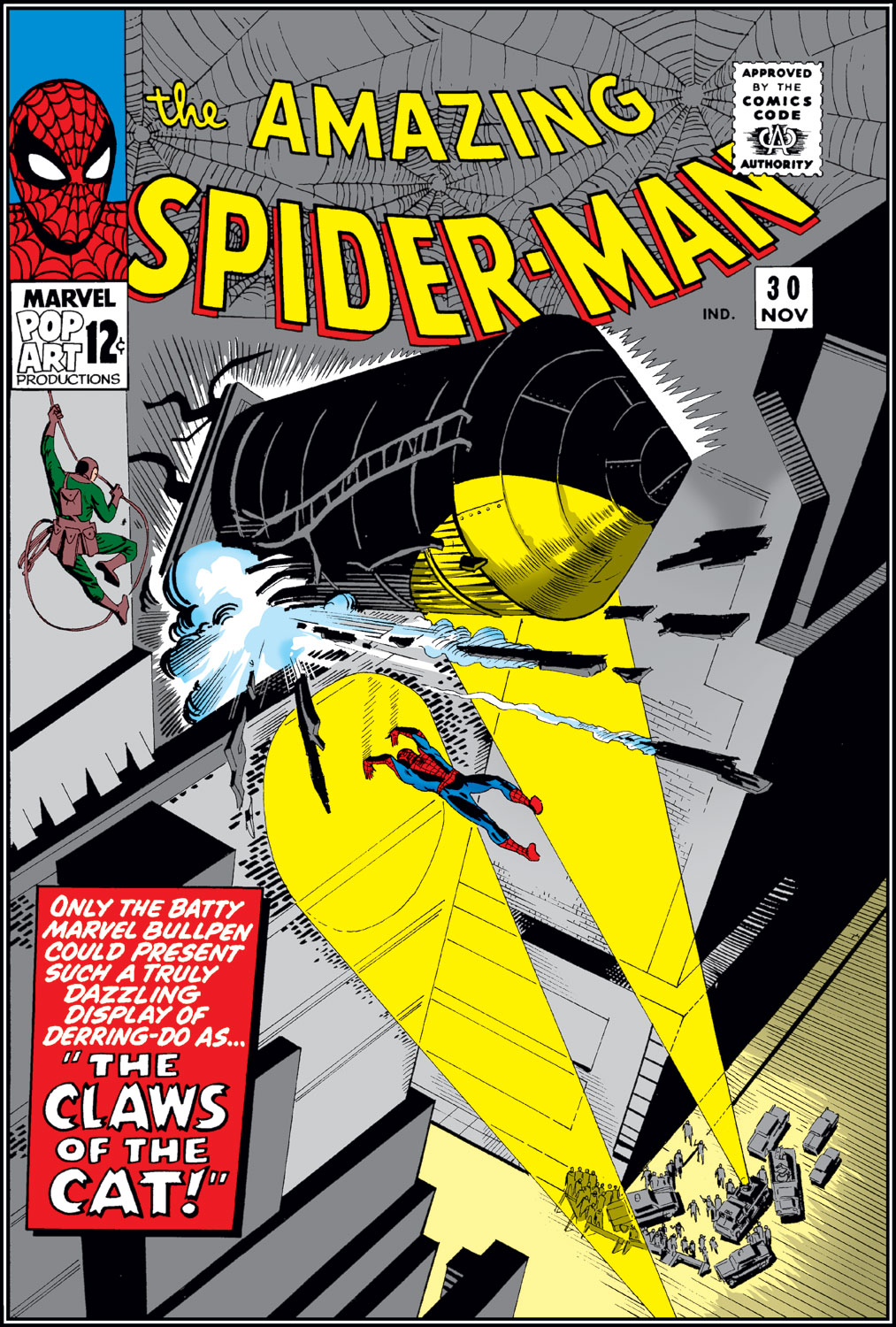 The Amazing Spider-Man (1963) 30 Page 1