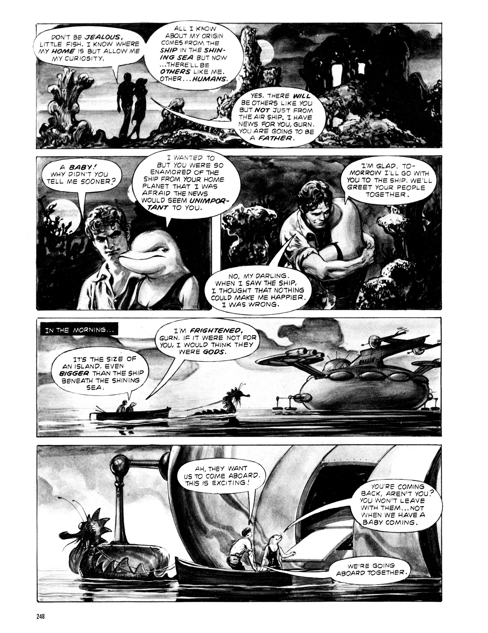 Read online Eerie Archives comic -  Issue # TPB 20 - 248