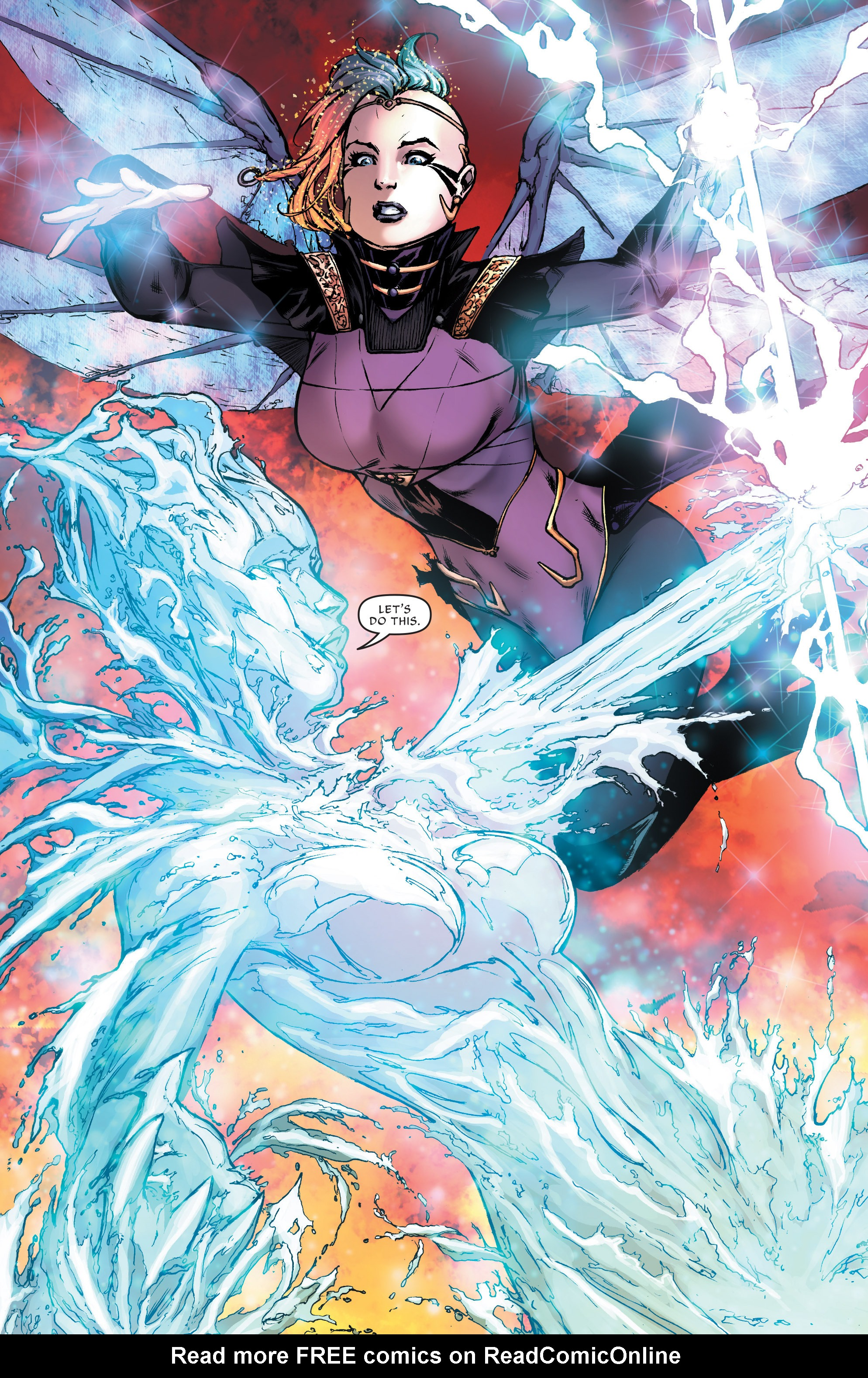 Read online Aspen Universe: Revelations comic -  Issue #2 - 7