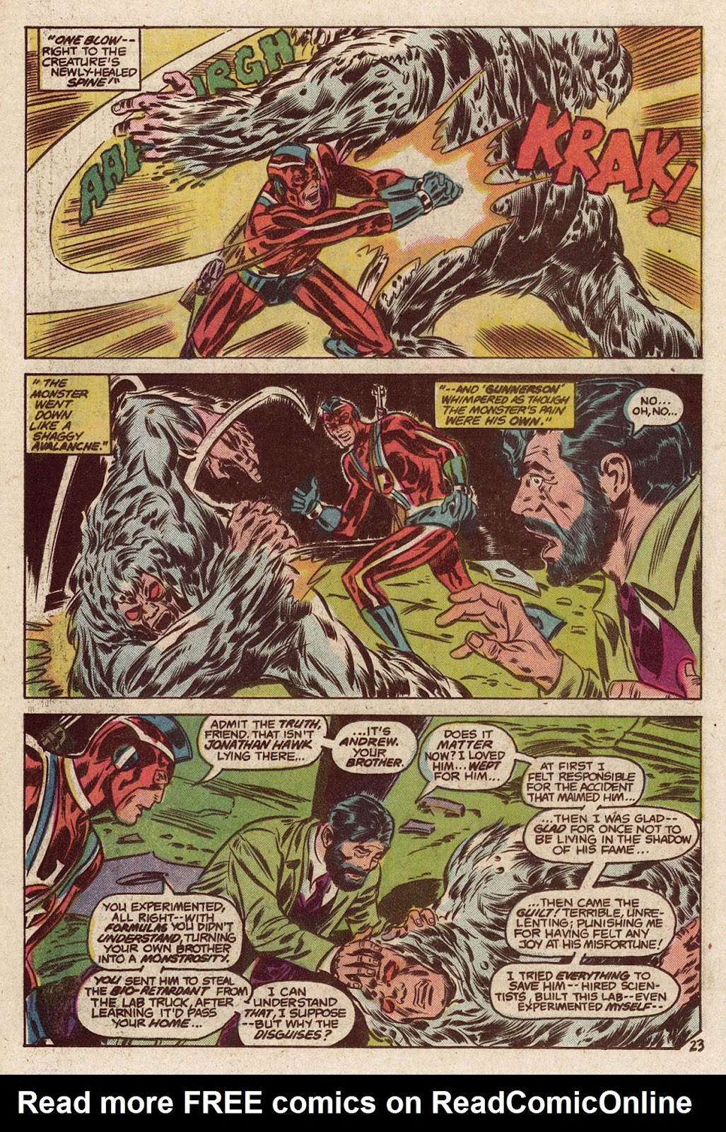 Steel, The Indestructible Man issue 5 - Page 35