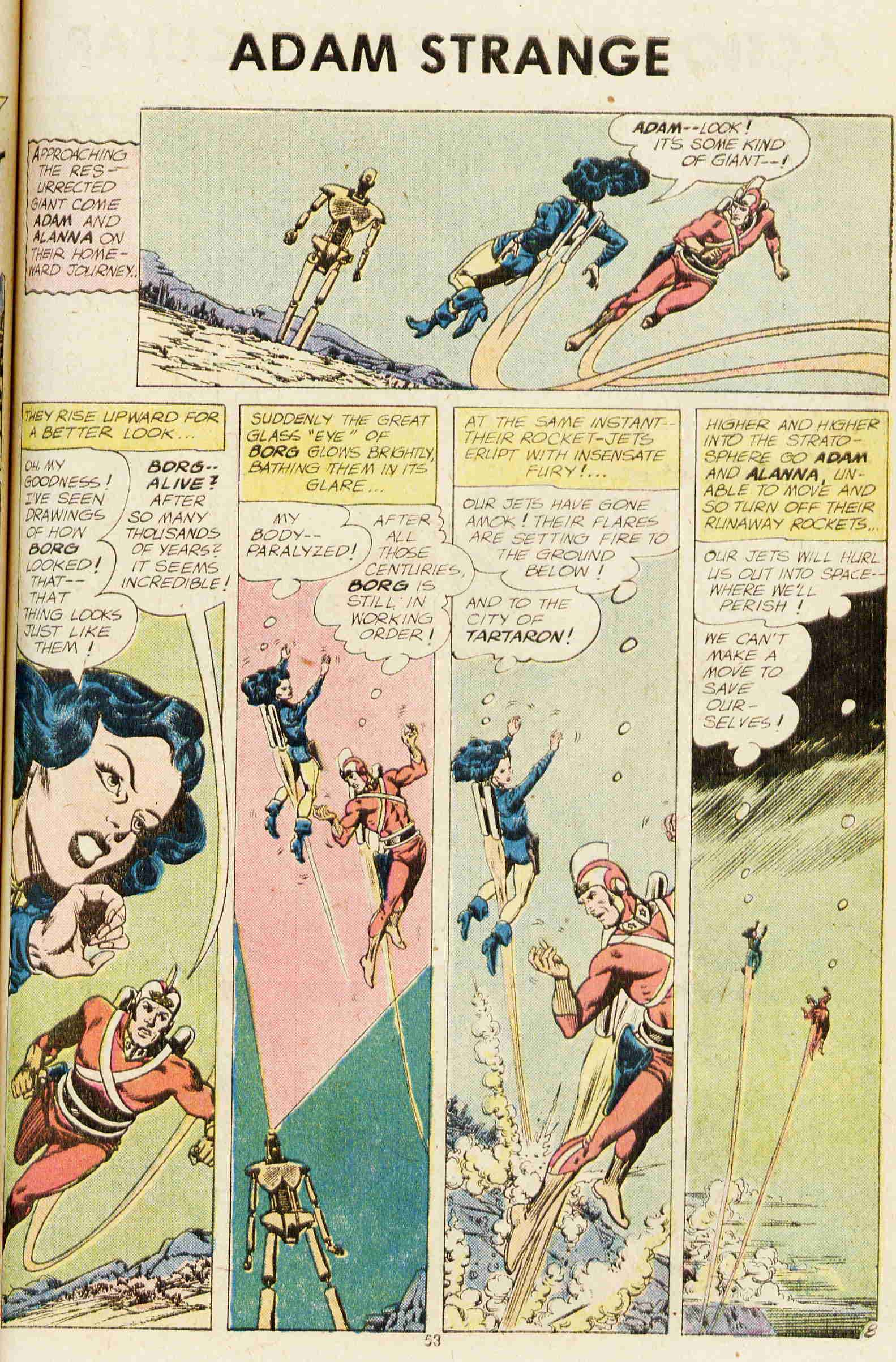 Read online Action Comics (1938) comic -  Issue #437 - 46