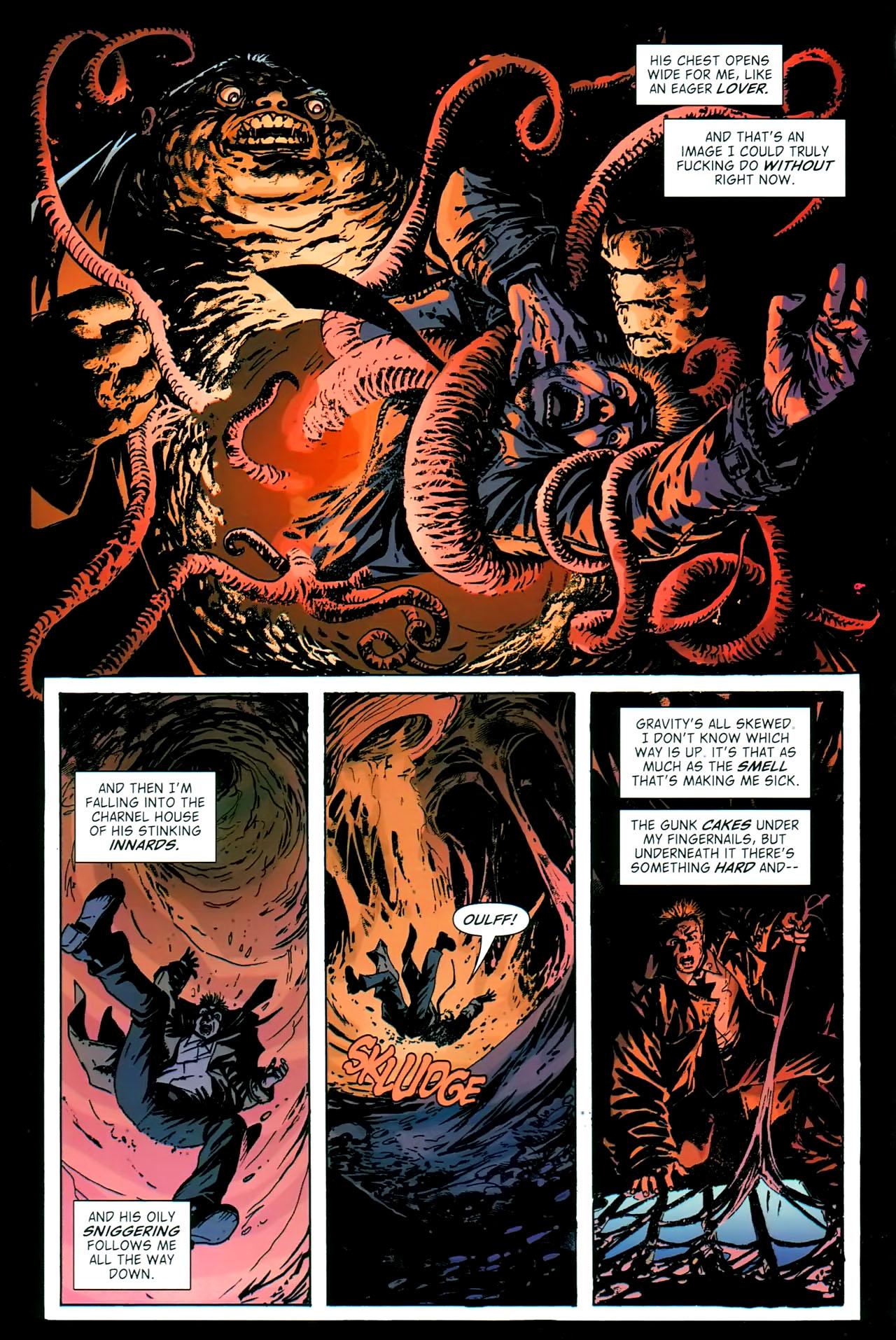 Read online John Constantine Hellblazer: All His Engines comic -  Issue # Full - 51