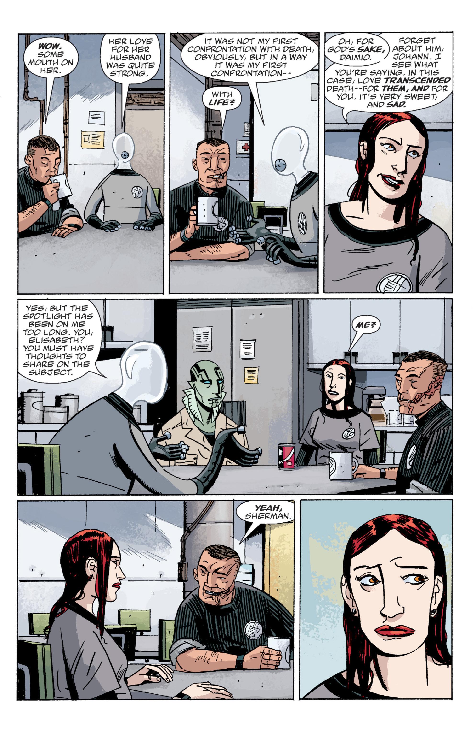 Read online B.P.R.D. (2003) comic -  Issue # TPB 6 - 78