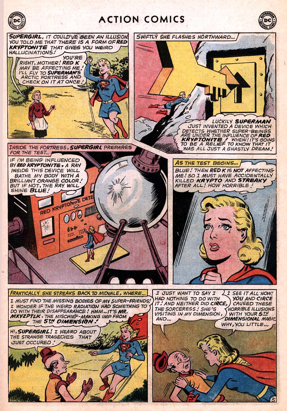 Read online Action Comics (1938) comic -  Issue #306 - 20
