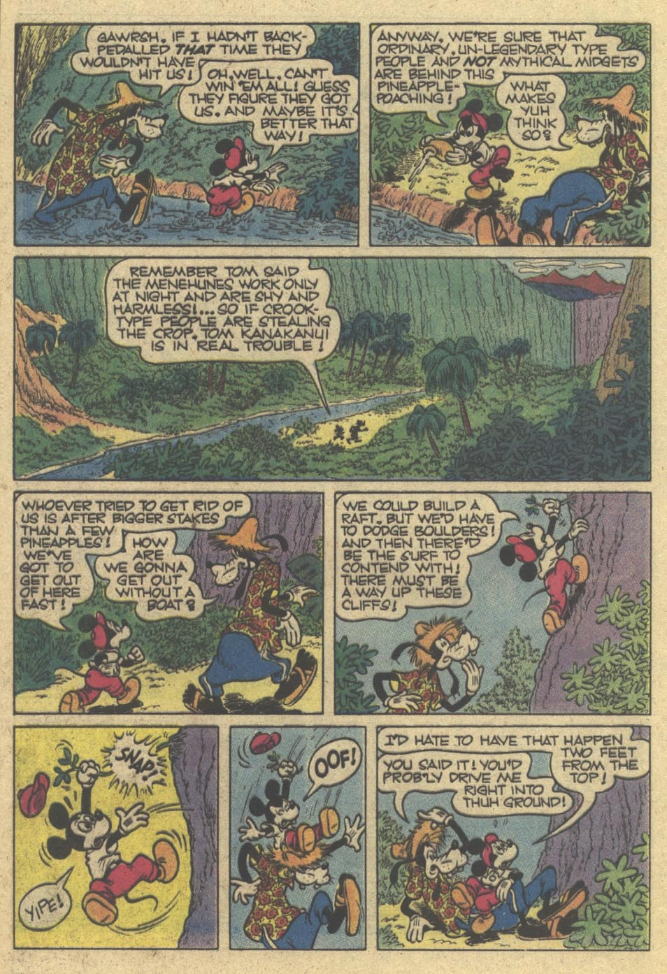 Walt Disney's Comics and Stories issue 501 - Page 32