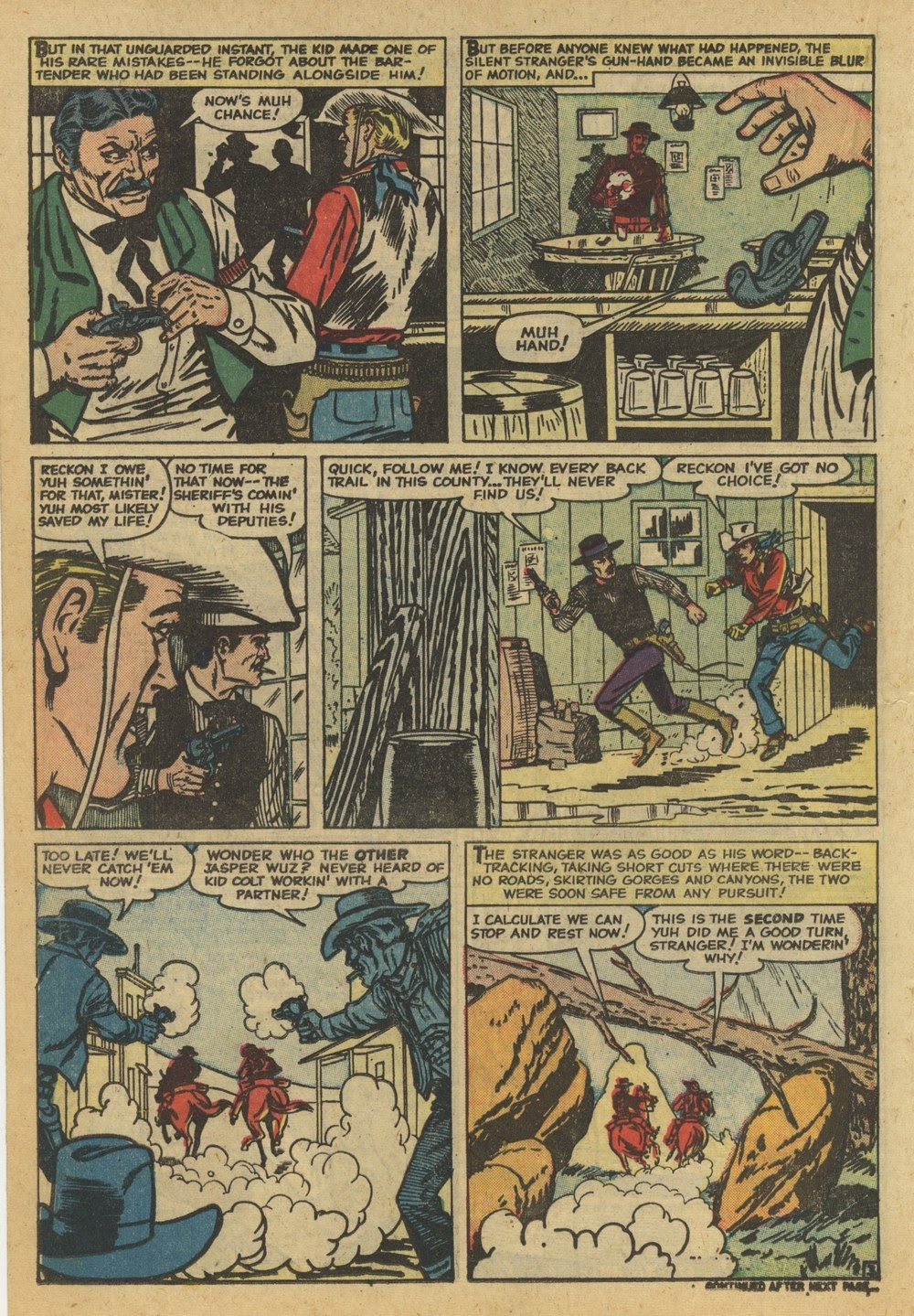 Kid Colt Outlaw issue 82 - Page 18