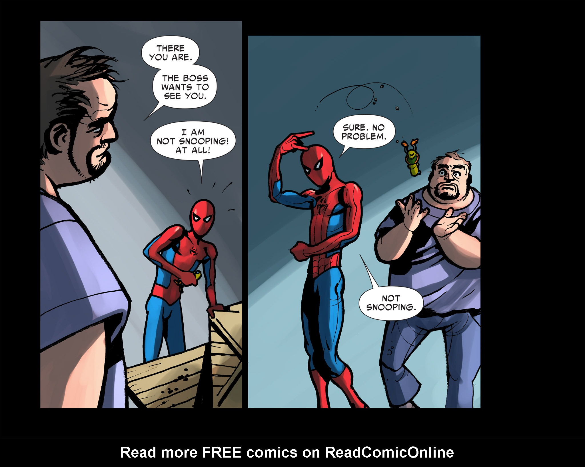 Read online Amazing Spider-Man: Who Am I? comic -  Issue # Full (Part 1) - 249