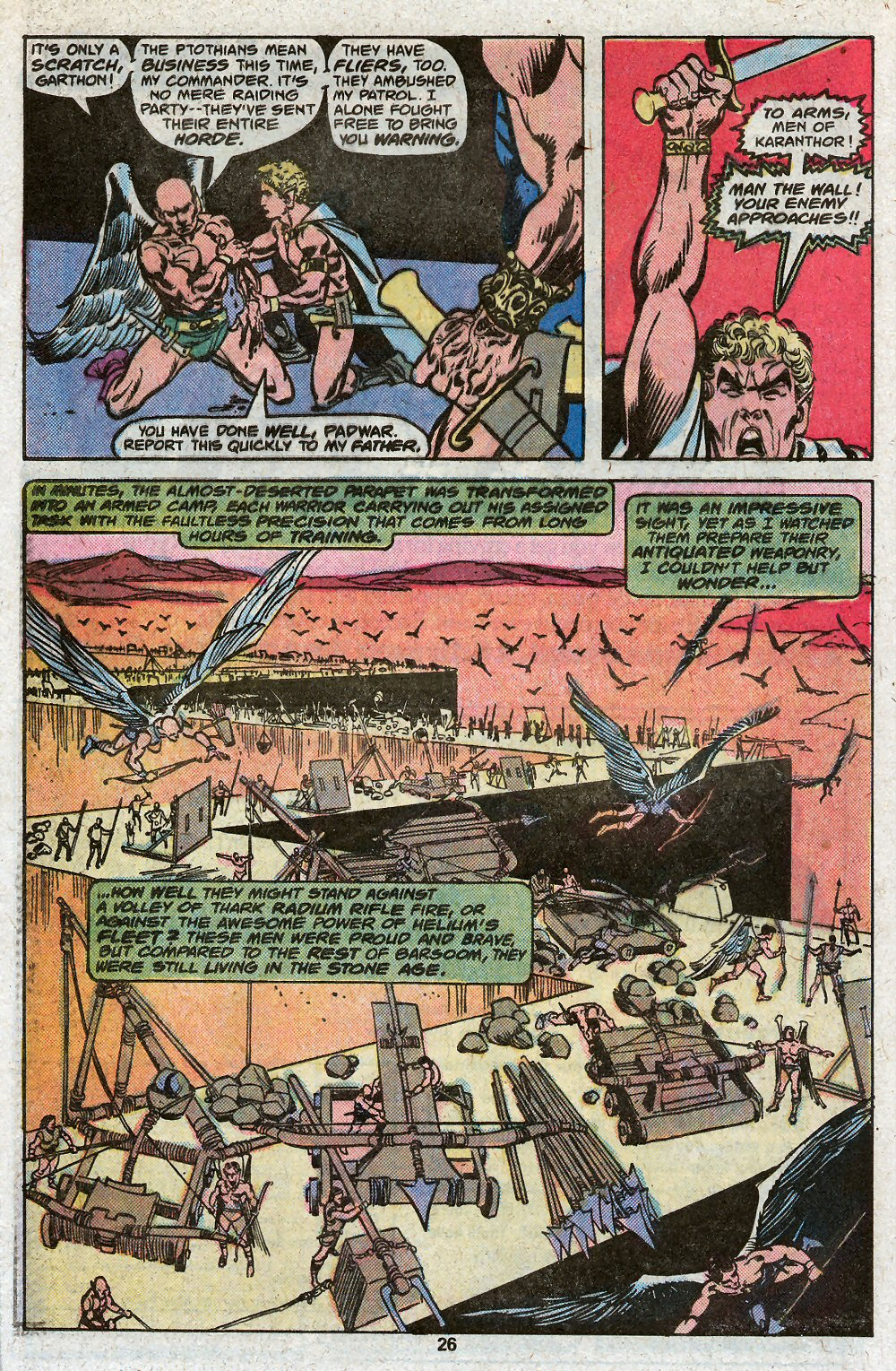 John Carter Warlord of Mars issue 19 - Page 28