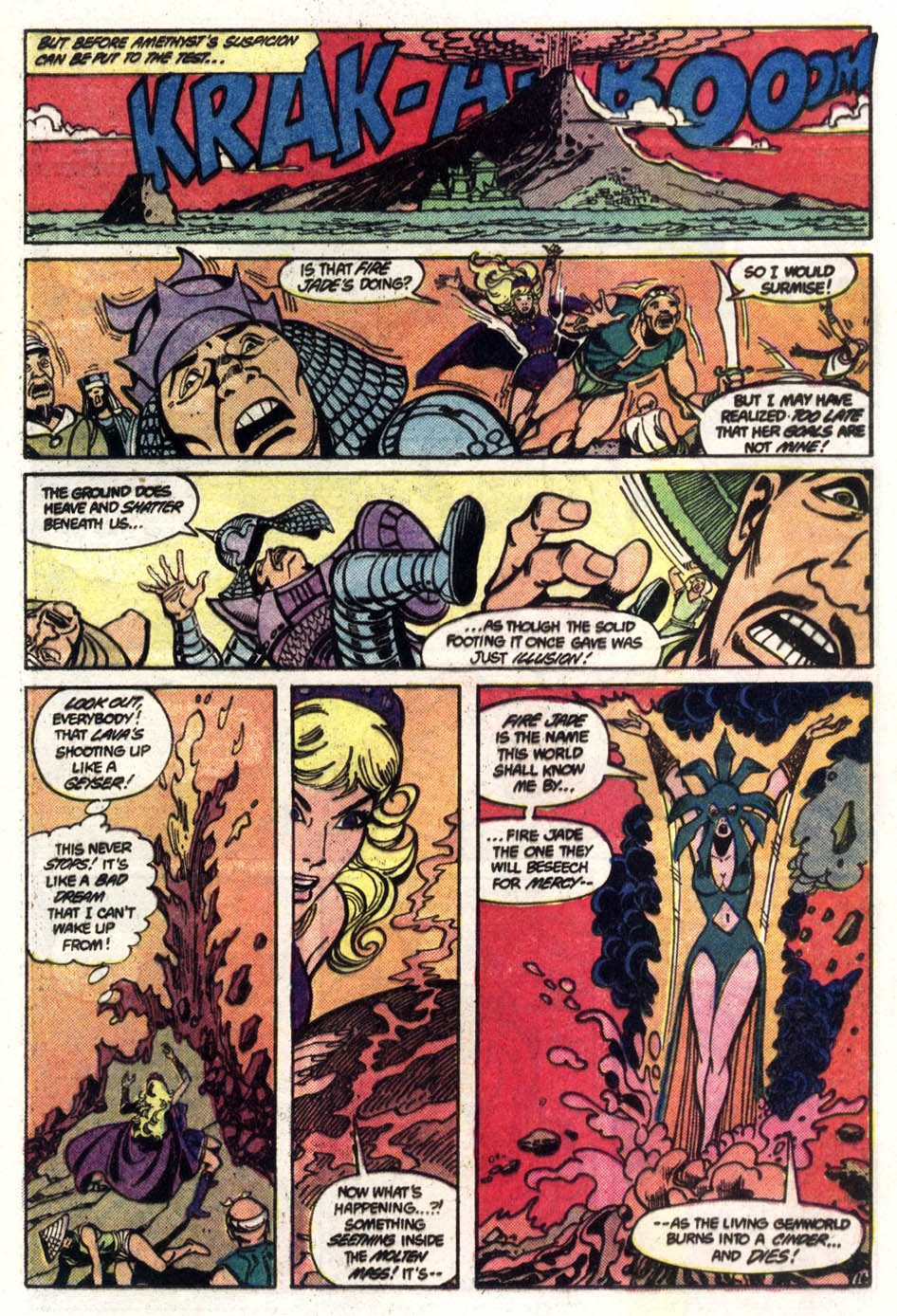 Read online Amethyst (1985) comic -  Issue #3 - 17