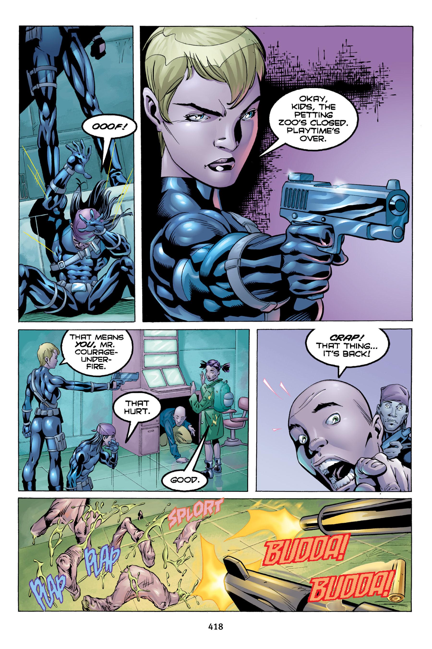 Read online Aliens vs. Predator Omnibus comic -  Issue # _TPB 2 Part 4 - 82