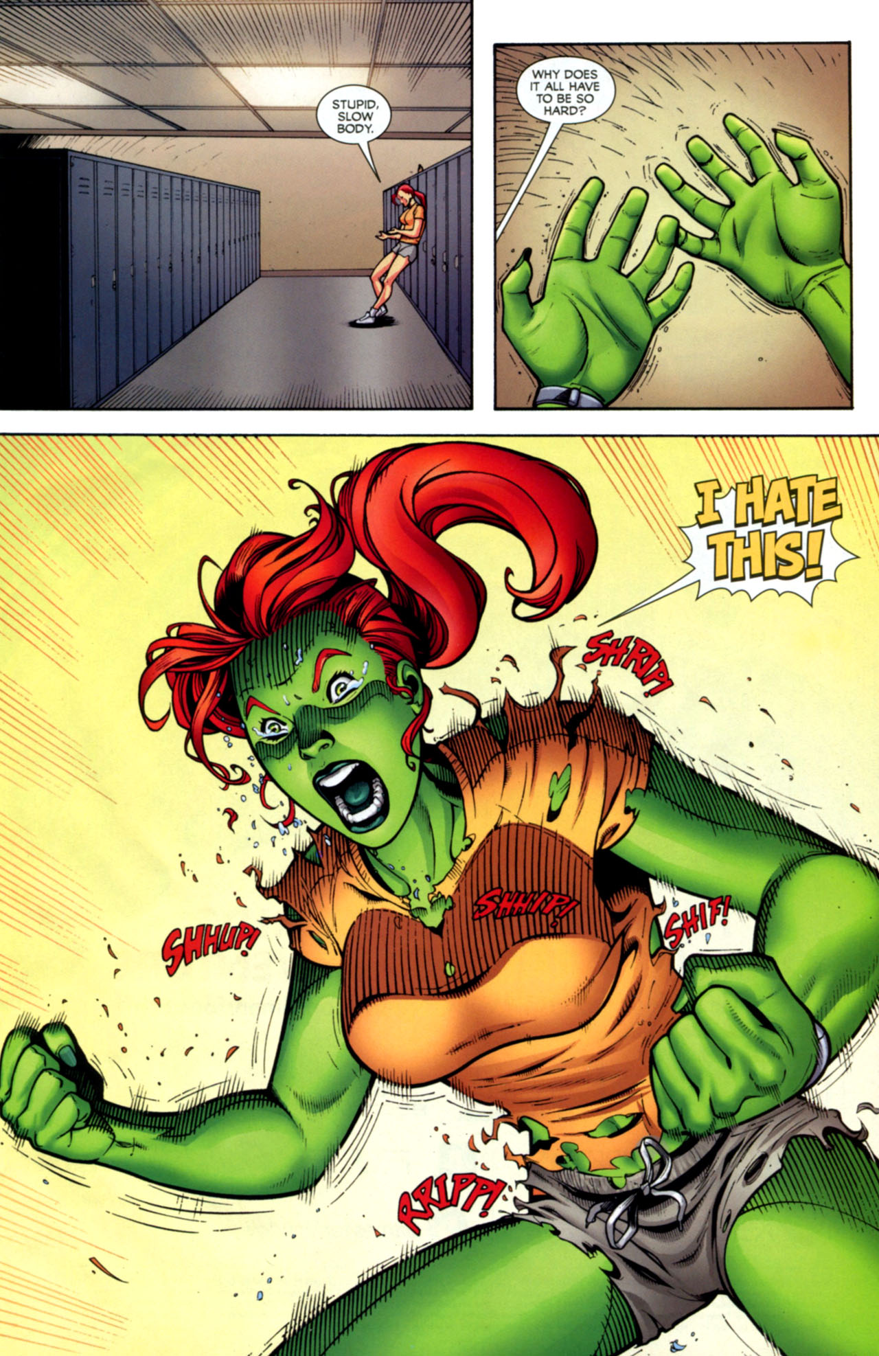 Read online She-Hulks comic -  Issue #2 - 13