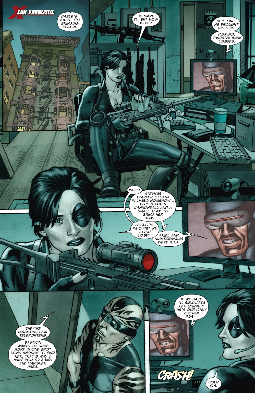 Read online X-Men: Second Coming comic -  Issue # _TPB (Part 2) - 61